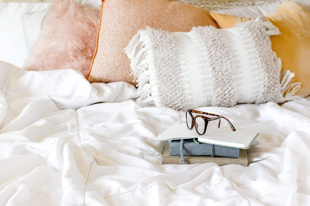 tips for a restful sleep, Top tips for a restful sleep and beautiful evening routine.